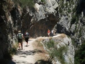 Trekking de Los Picos de Europa. Senda del Cares