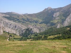 Trekking en Picos de Europa, Collado Pandébano