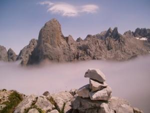 Trekking en los Picos de Europa, La Vega de Urriellu