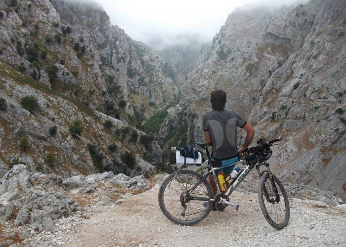 Mountain Bike en Asturias