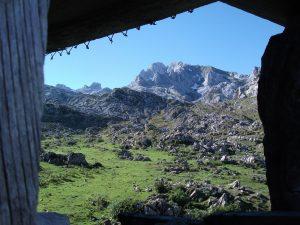 senderismo tranquilo asturias