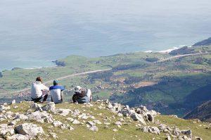 trekking seis dias en asturias