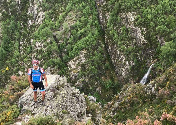 Ruta Mountain Bike con guia en Asturias